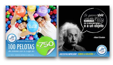 Campañas de publicidad digitales - Facebook