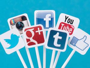 Tipos de redes sociales.