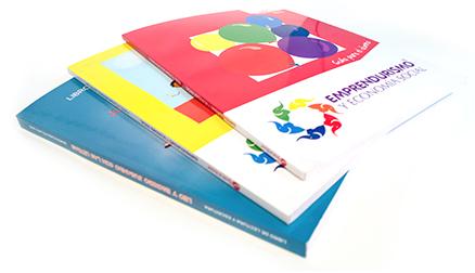 Impresión de libros educativos