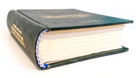 Impresión de libro tipo anuario.